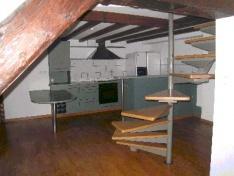 Appartement F3 DUPLEX - BESANCON CENTRE VILLE/BAS BATTANT