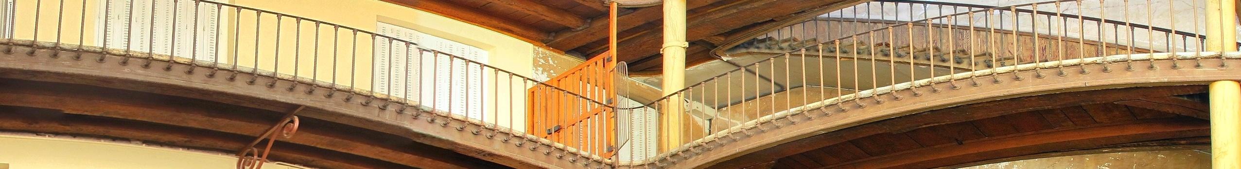 Escaliers Grande Rue